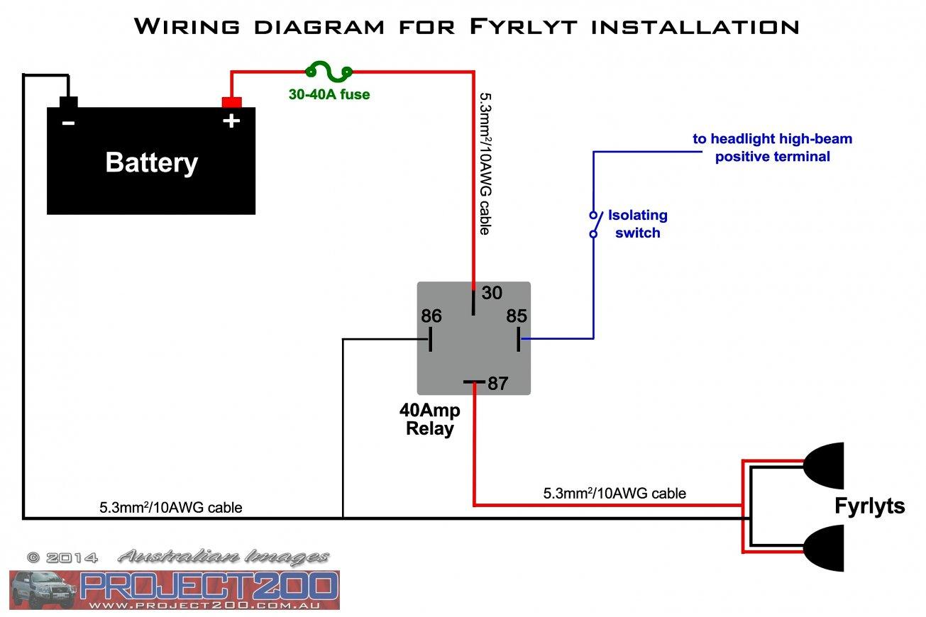 Automotive Bosch Relay Wiring Diagram | Wiring Diagram - Bosch 4 Pin Relay Wiring Diagram