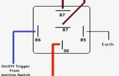 Bosch Relay Wiring Diagram
