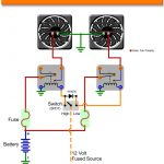 Automotive Electric Fans | Gtsparkplugs   Automotive Relay Wiring Diagram