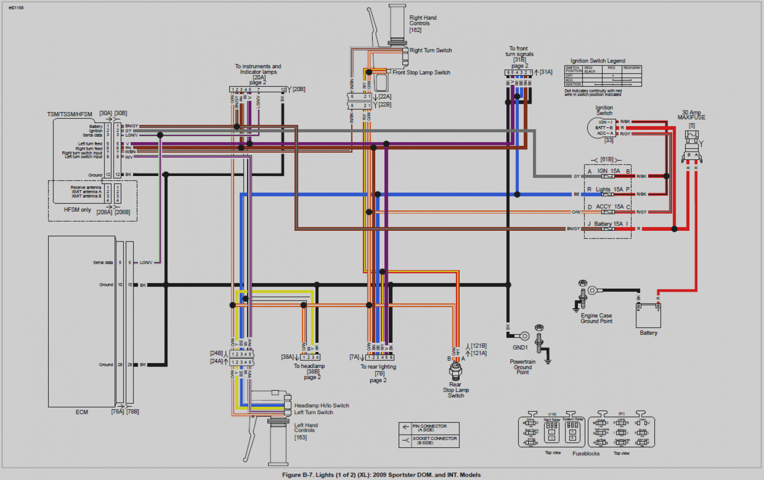 Badlands 1995 Harley Turn Signal Wiring Diagram | Wiring Diagram - Badlands Turn Signal Module Wiring Diagram