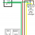Bathroom Ventilation Fan Wiring Diagram | Manual E Books   Wiring A Bathroom Fan And Light Diagram