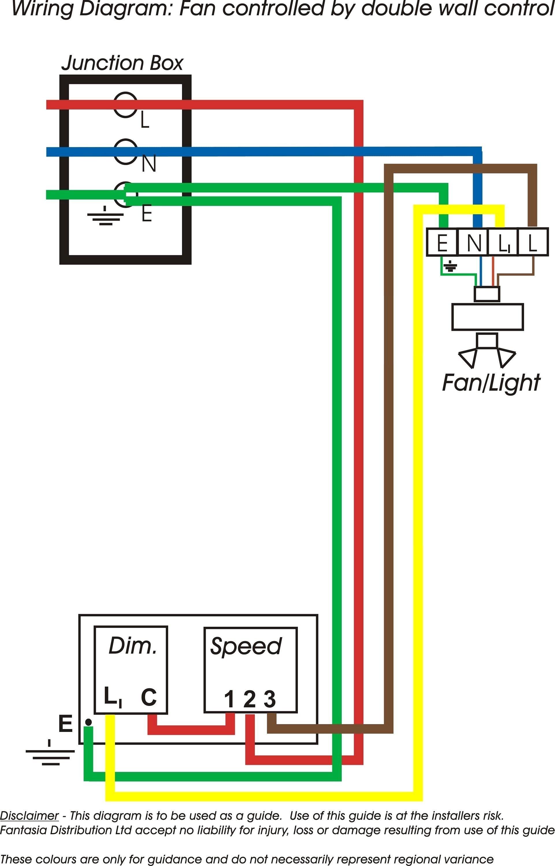 Bathroom Ventilation Fan Wiring Diagram   Manual E-Books - Wiring A Bathroom Fan And Light Diagram