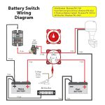 Battery Wire Diagrams | Wiring Diagram   Dual Battery Switch Wiring Diagram