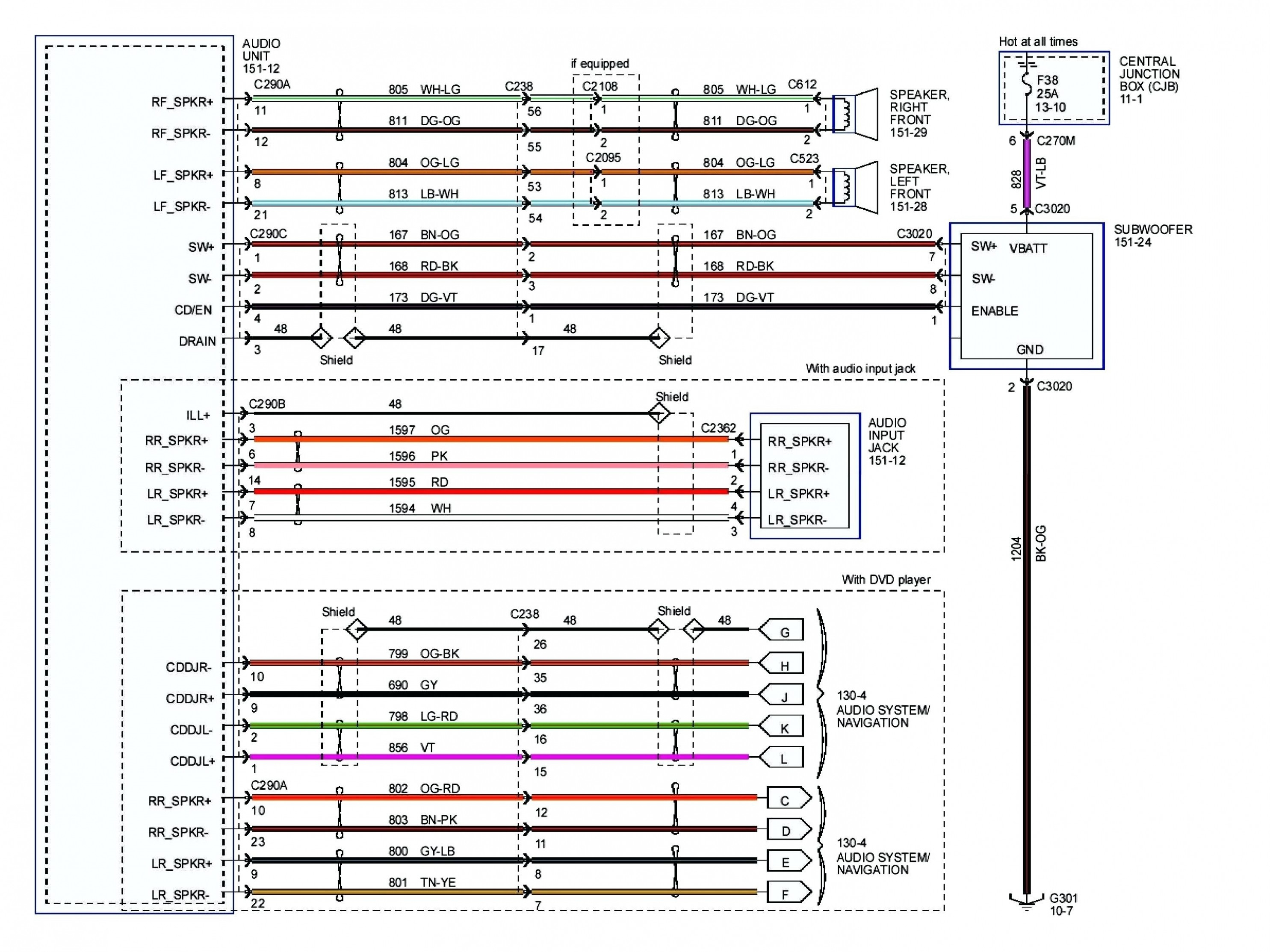 Pioneer Deh-150Mp Wiring Harness Diagram from annawiringdiagram.com