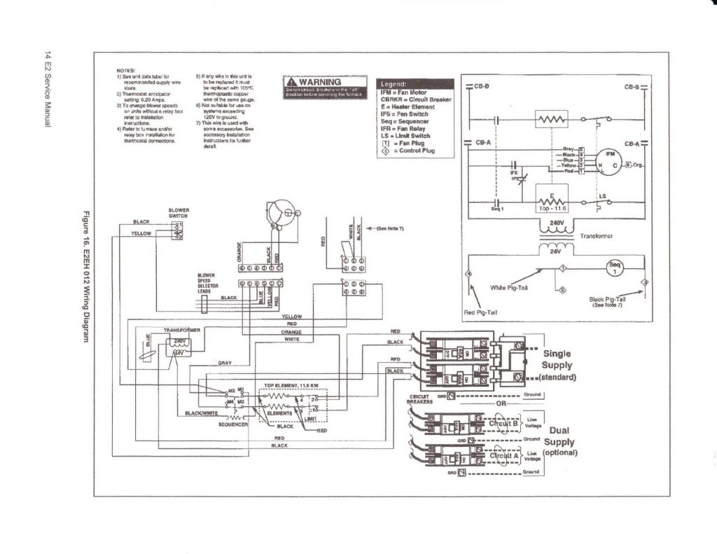 Beckett Oil Burner Wiring Schematic