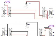 Light Switch Wiring Diagram
