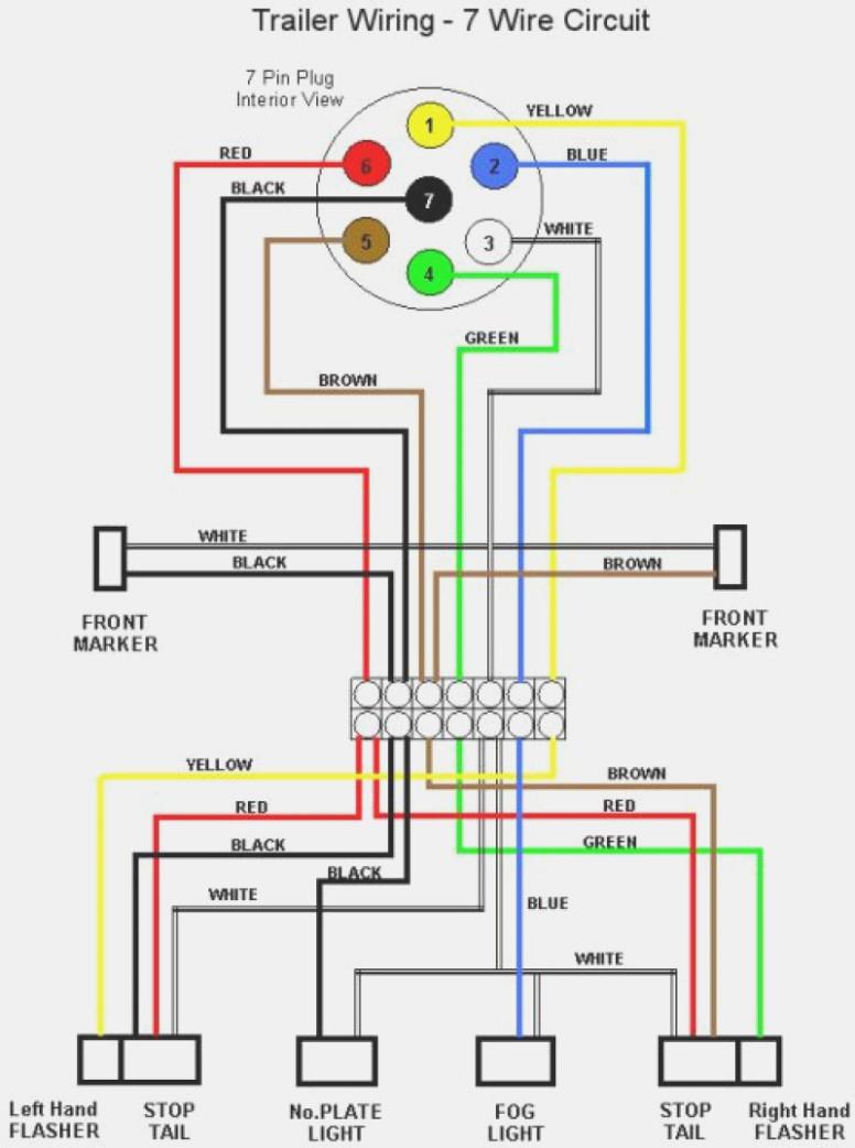 Big Tex Wiring Schematic | Manual E-Books - Big Tex Trailer Wiring Diagram