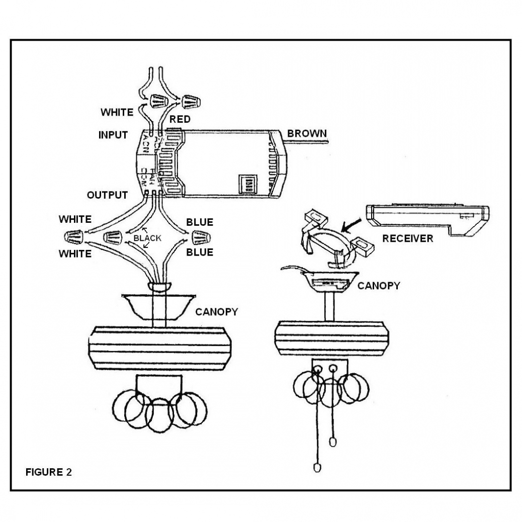 Black White Hunter Ceiling Fan Wiring Diagram | Wiring Diagram - Hunter Ceiling Fan Wiring Diagram With Remote Control