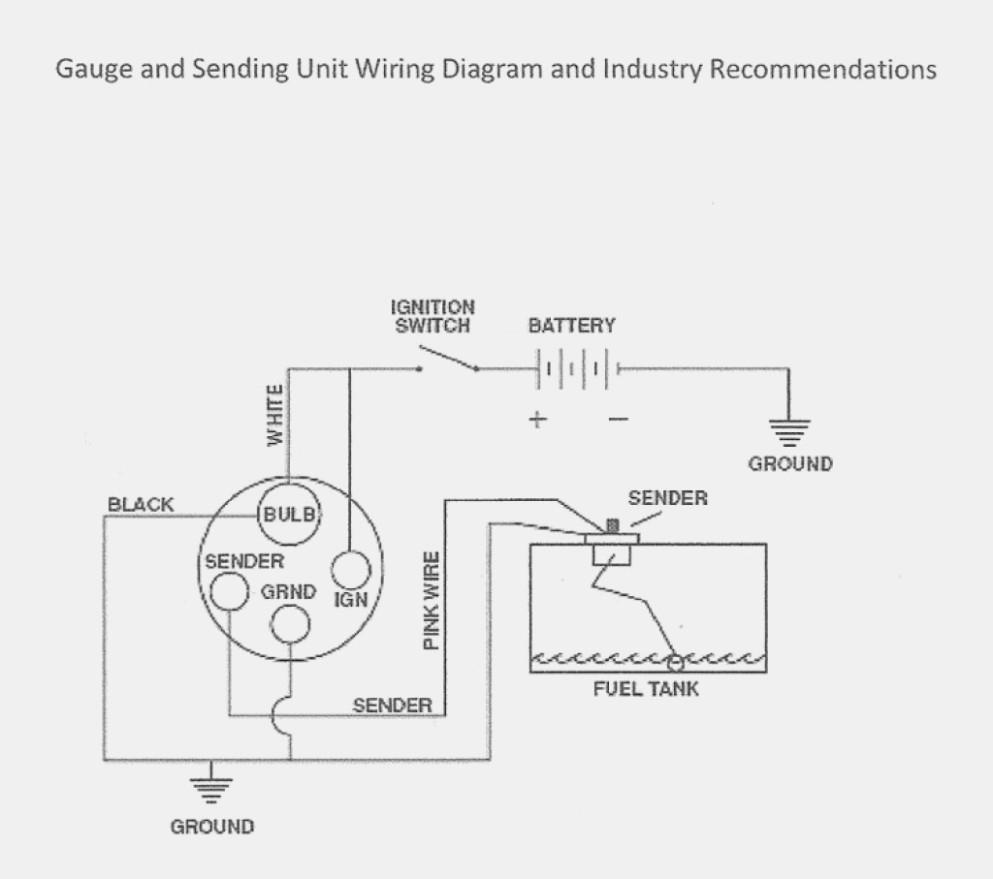 Boat Fuel Sending Unit Diagram | Wiring Diagram - Gm Fuel Sending Unit Wiring Diagram