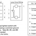 Boat Rocker Switch Wiring Diagram | Wiring Diagram   4 Pin Rocker Switch Wiring Diagram