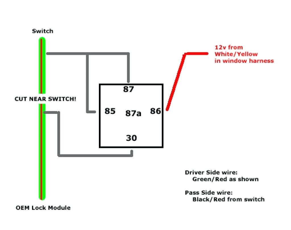 Relay Wiring Diagram 5 Pin
