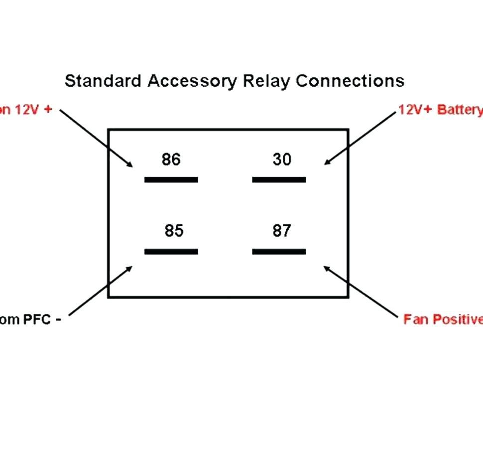 Bosch Quottypequot Relay Wire Diagram Team Camaro Tech - Wiring - Bosch 4 Pin Relay Wiring Diagram