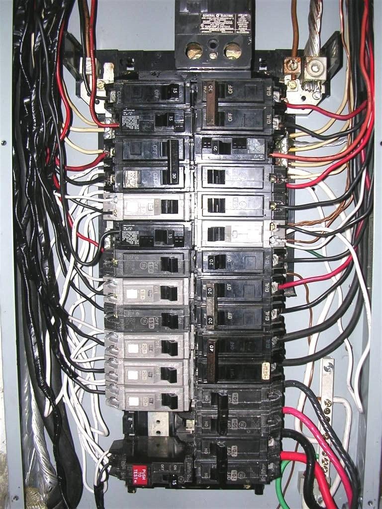Breaker Load Center Wiring Diagram - All Wiring Diagram - Siemens Load Center Wiring Diagram