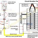 Breaker Panel Wiring Diagram | Wiring Diagram   Breaker Box Wiring Diagram