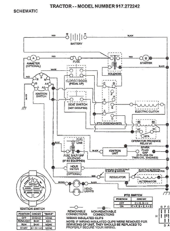 Briggs Stratton 16 Hp Twin Wiring Diagram   Wiring Diagram - Briggs And Stratton 18 Hp Twin Wiring Diagram