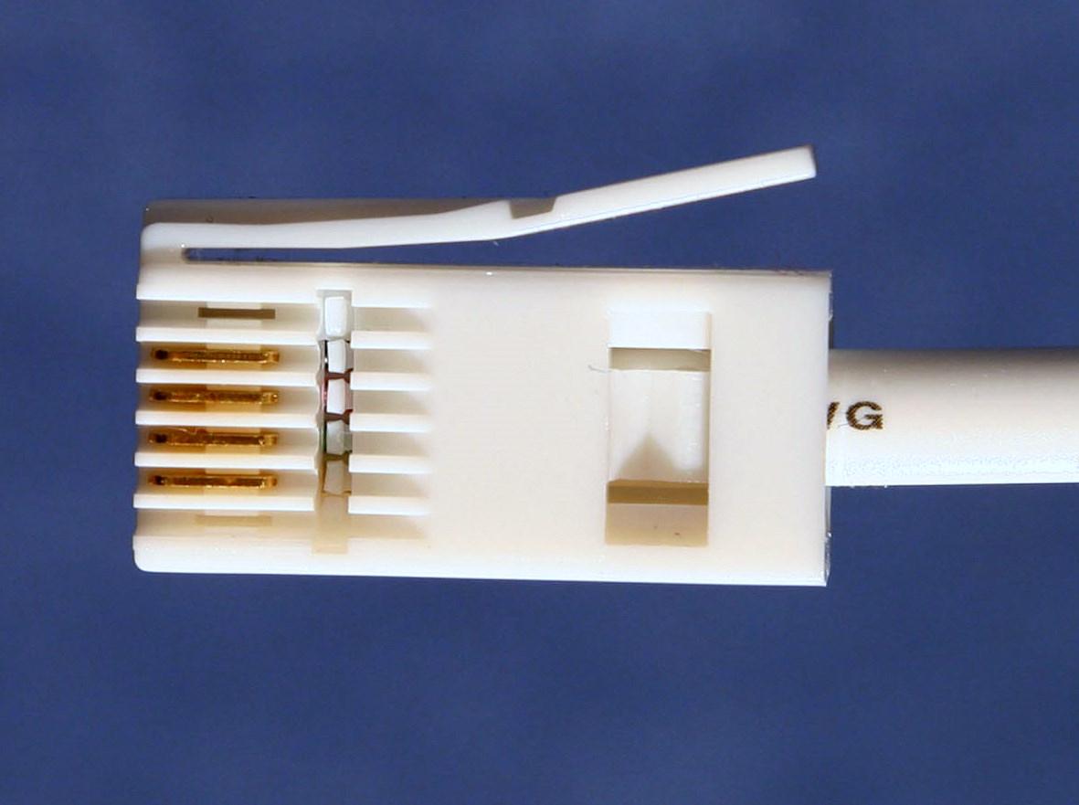 British Telephone Socket - Wikipedia - Phone Wiring Diagram
