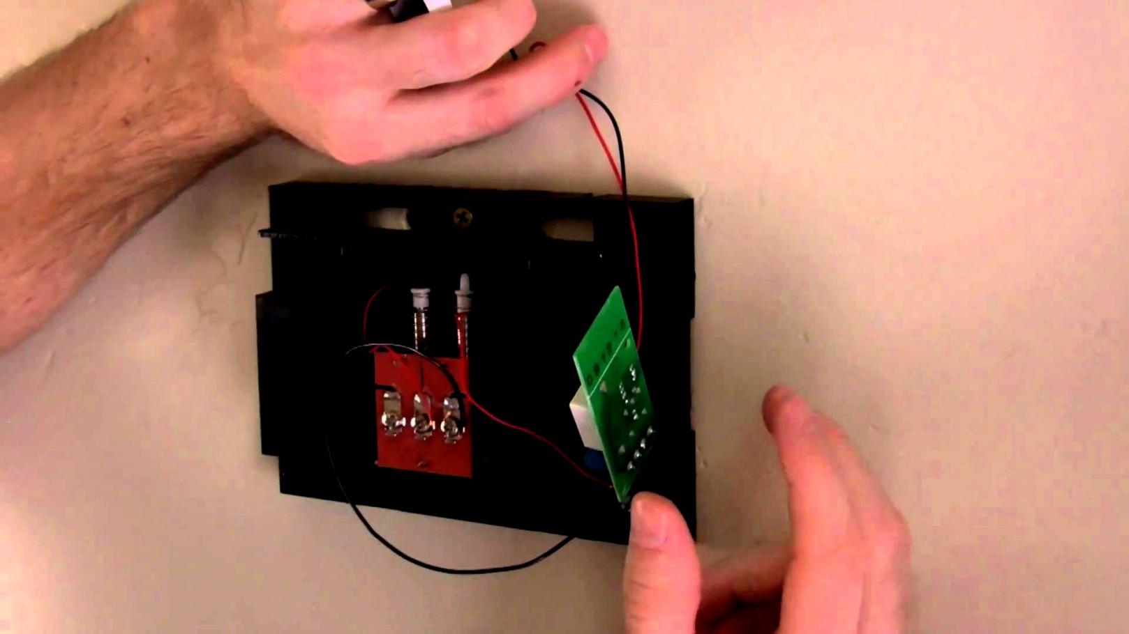 Broan Doorbell Wiring Diagram | Wiring Diagram - Nutone Doorbell Wiring Diagram