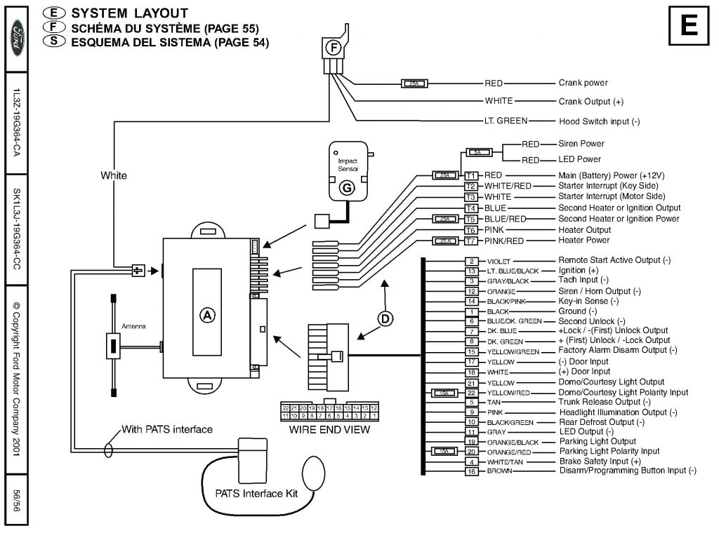 Bulldog Security Remote Starter Wiring Diagram 1999 Chevy