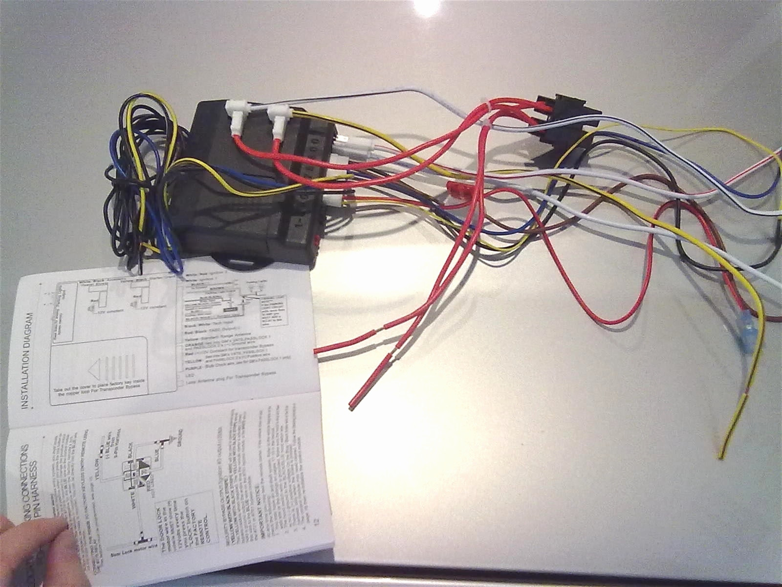 Bulldog Security Remote Starter Wiring Diagram - Zookastar - Bulldog Remote Start Wiring Diagram