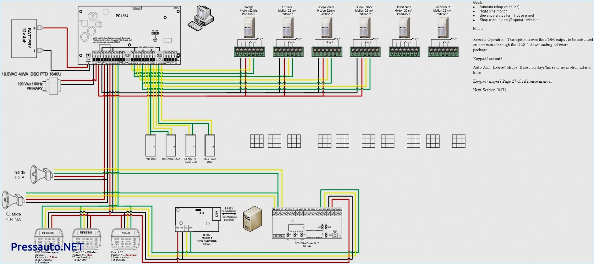 Bulldog Security Wiring Diagrams | Wiring Diagram - Bulldog Wiring Diagram