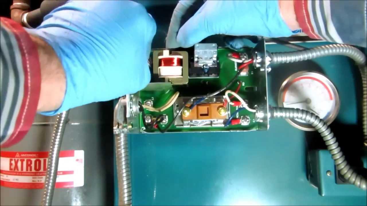Burnham Boiler Honeywell L8148A Main Operation Control Replacement - Honeywell Aquastat Wiring Diagram