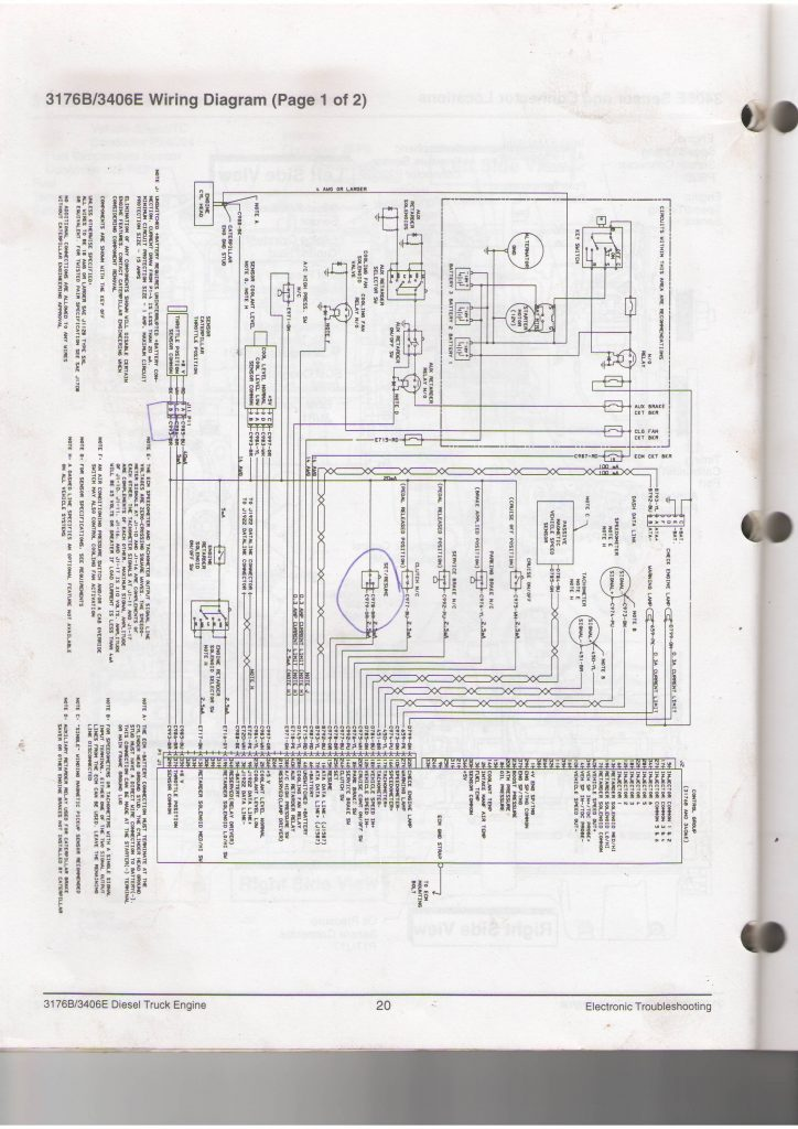 C12 Wiring Diagram