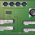 Car Amp Wiring | Wiring Diagram   Car Amplifier Wiring Diagram Installation