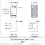 Carling Switch Wiring Diagram   Wiring Diagram Explained   Carlingswitch Wiring Diagram