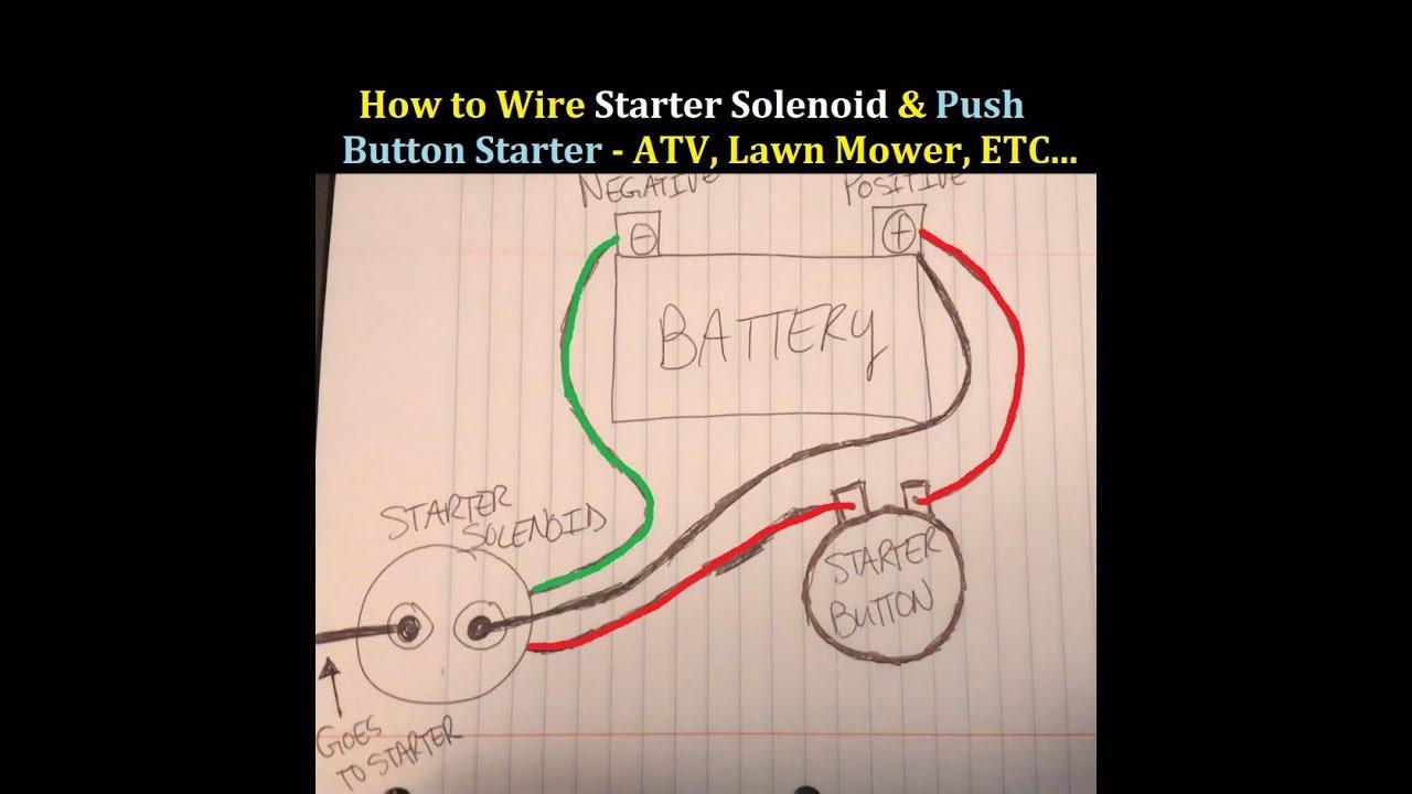 Cat Solenoid Wiring Diagram | Schematic Diagram - Ford Solenoid Wiring Diagram