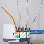 Cat5 Ethernet Wall Jack Wiring Diagram | Wiring Diagram   Cat5E Wiring Diagram Wall Plate
