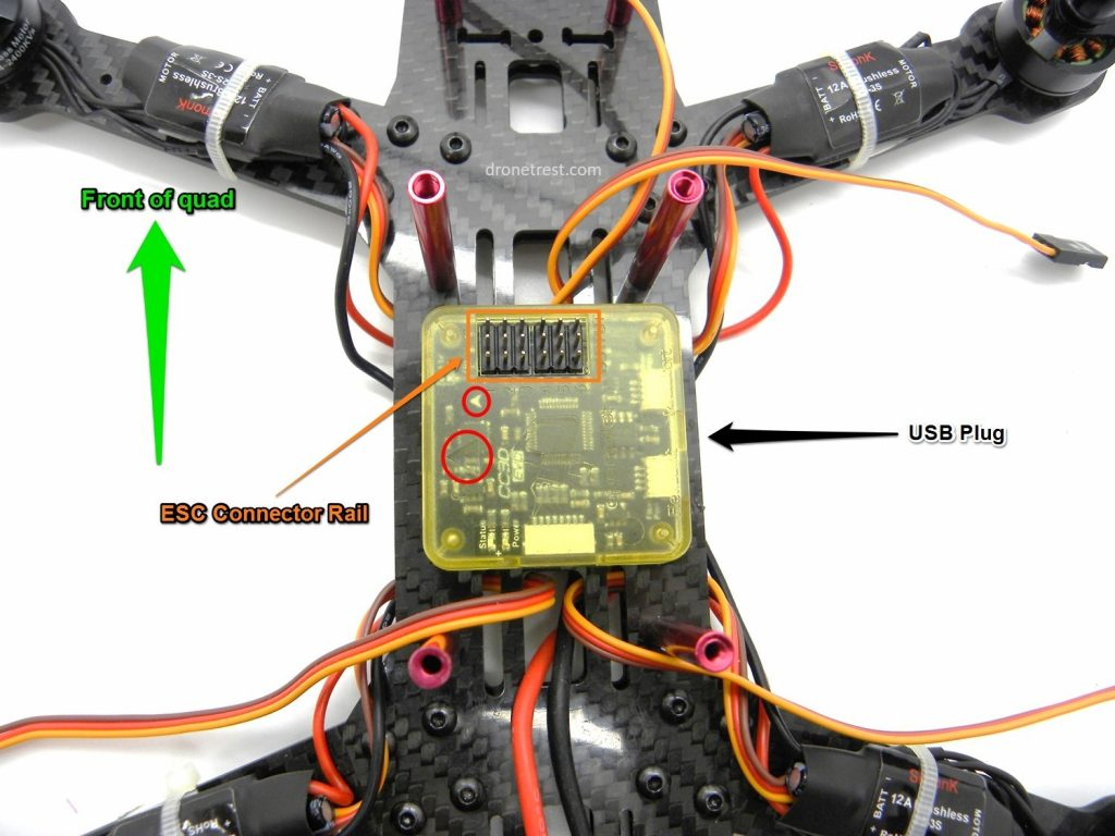 Cc3d Wiring Diagram Quad Copter