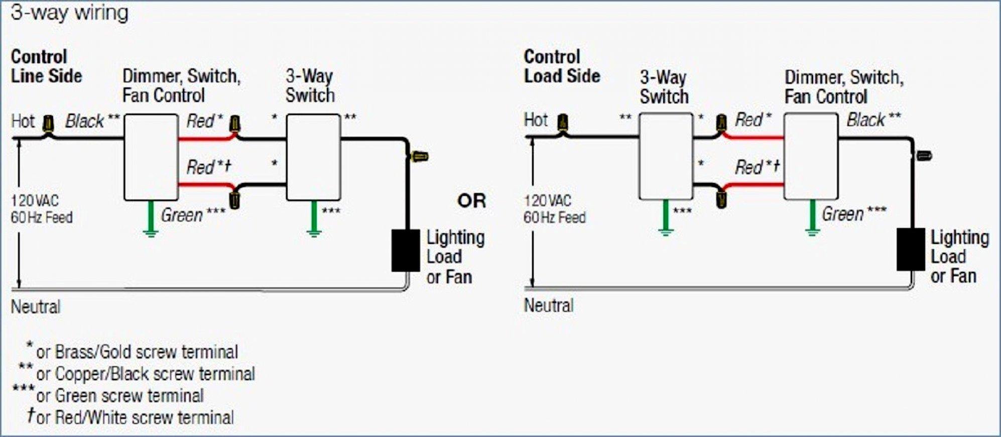 Ceiling Fan Lutron 3 Way Dimmer Wiring Diagram   Wiring Diagram - Lutron 3 Way Dimmer Wiring Diagram