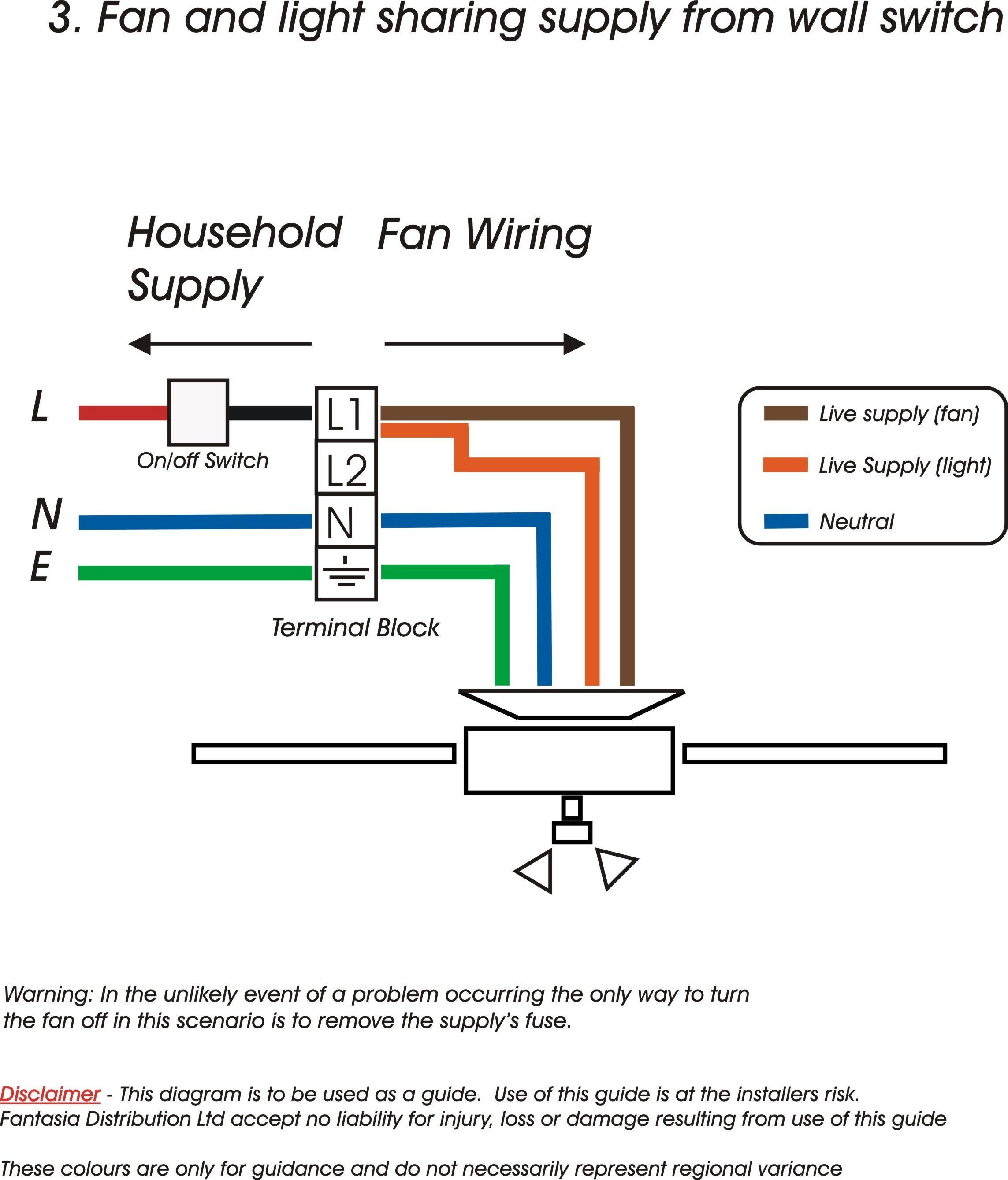 Hampton Bay 3 Speed Ceiling Fan Switch Wiring Diagram