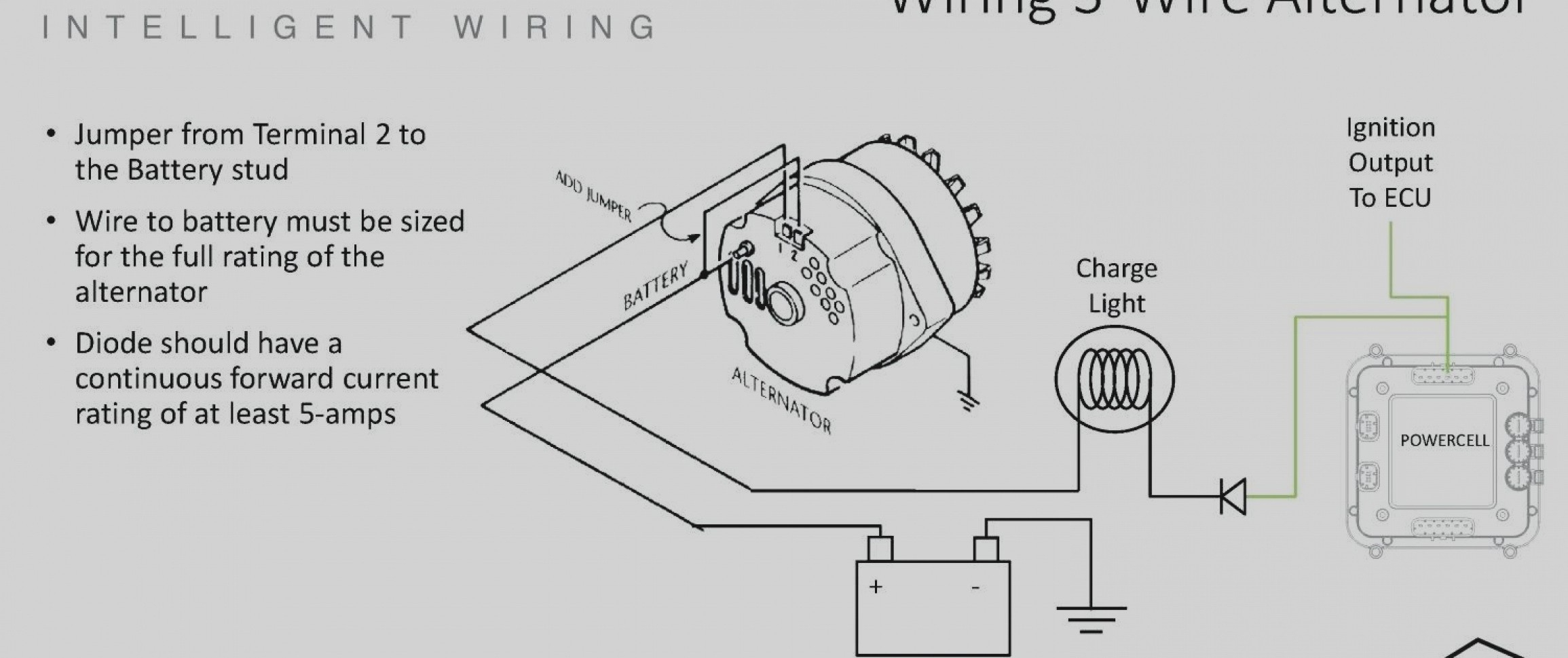 Chevy 350 Alternator Voltage Regulator Wiring Diagram - Wiring Diagrams - Chevy 350 Alternator Wiring Diagram
