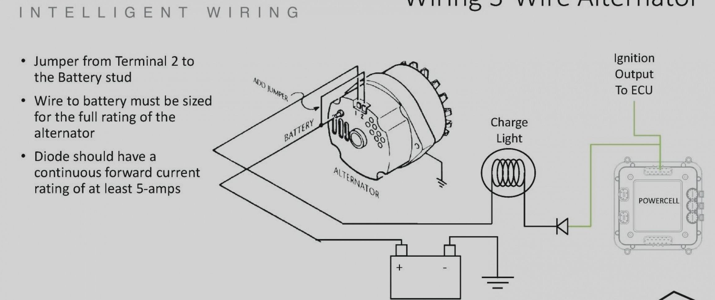 Chevy 350 Alternator Voltage Regulator Wiring Diagram - Wiring Diagrams - Gm Alternator Wiring Diagram