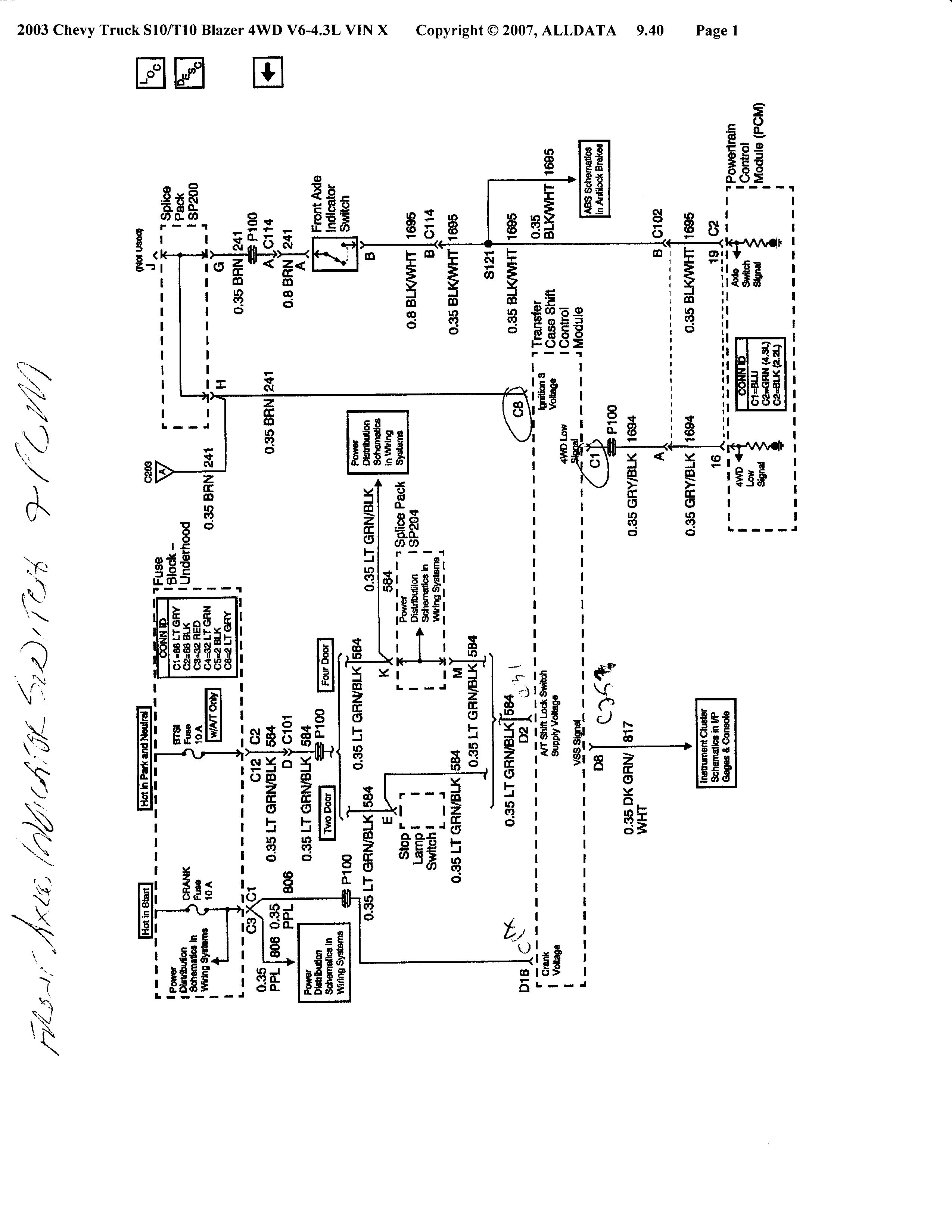 Chevy 4Wd Actuator Wiring Diagram | Wiring Library - Chevy 4Wd Actuator Upgrade Wiring Diagram