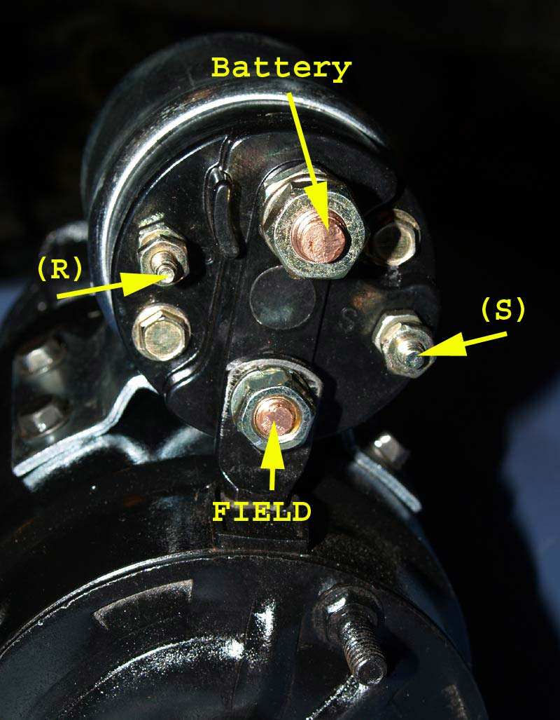 Chevy Starter Solenoid Wiring Diagram Hei - Great Installation Of - Gm Starter Solenoid Wiring Diagram