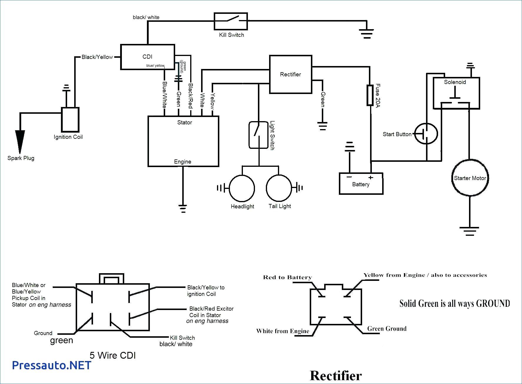 Chinese Gy6 Wiring Diagram - Schema Wiring Diagram - Gy6 Cdi Wiring Diagram