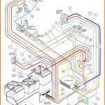 Club Car Ignition Switch Wiring Diagram Free Download | Wiring Diagram   48 Volt Battery Wiring Diagram