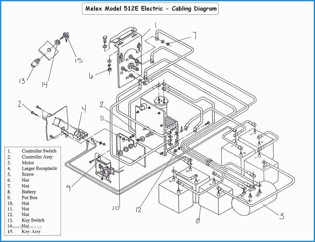 Club Car Precedent 36V Battery Wiring Diagram - Trusted Wiring Diagram - 36 Volt Club Car Golf Cart Wiring Diagram