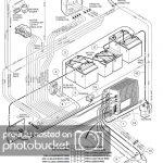 Club Car Precedent Gas Wiring Diagram | Wiring Diagram   Club Car Wiring Diagram 48 Volt