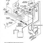 Club Car Wiring Diagram 36 Volt For Basic Ezgo Electric Golf Cart   36 Volt Club Car Golf Cart Wiring Diagram