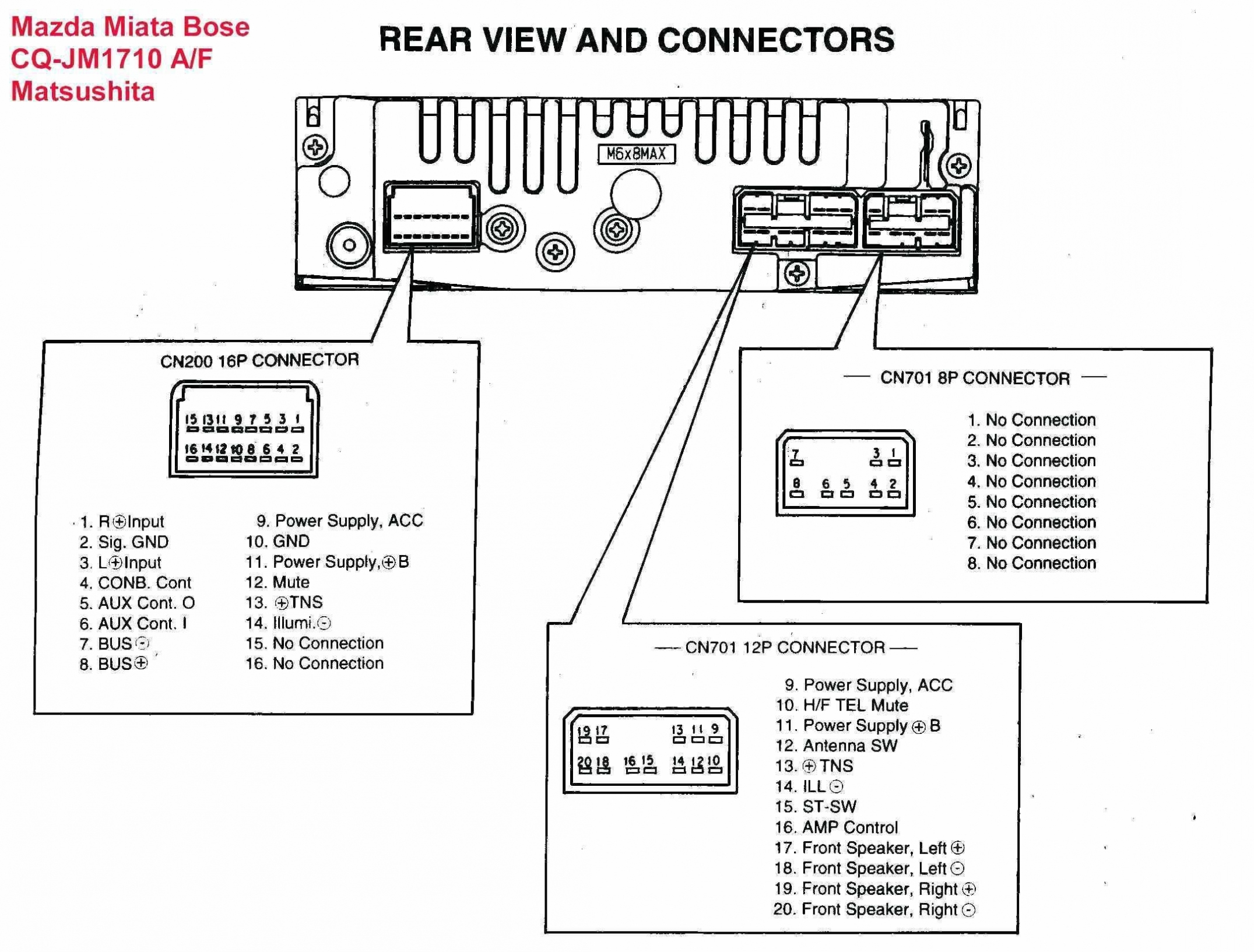 Coil Split Wiring Diagram New Pioneer Head Unit Wiring Diagram - Pioneer Head Unit Wiring Diagram