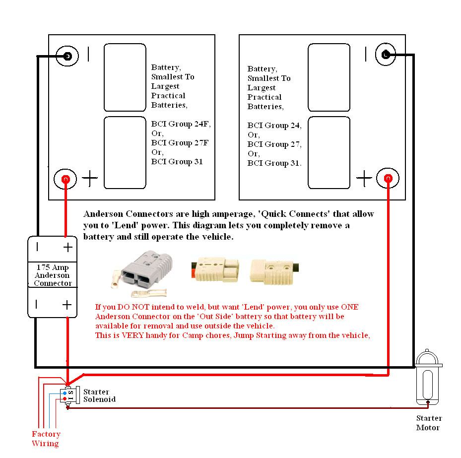 Cole Hersee Battery Isolator Wiring Diagram | Schematic Diagram - Dual Battery Isolator Wiring Diagram