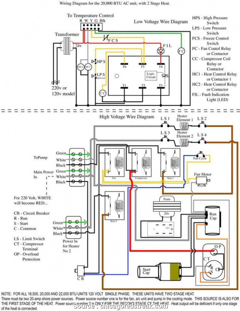 Coleman Mach Thermostat Wiring Diagram | Wiring Diagram - Coleman Mach Rv Thermostat Wiring Diagram
