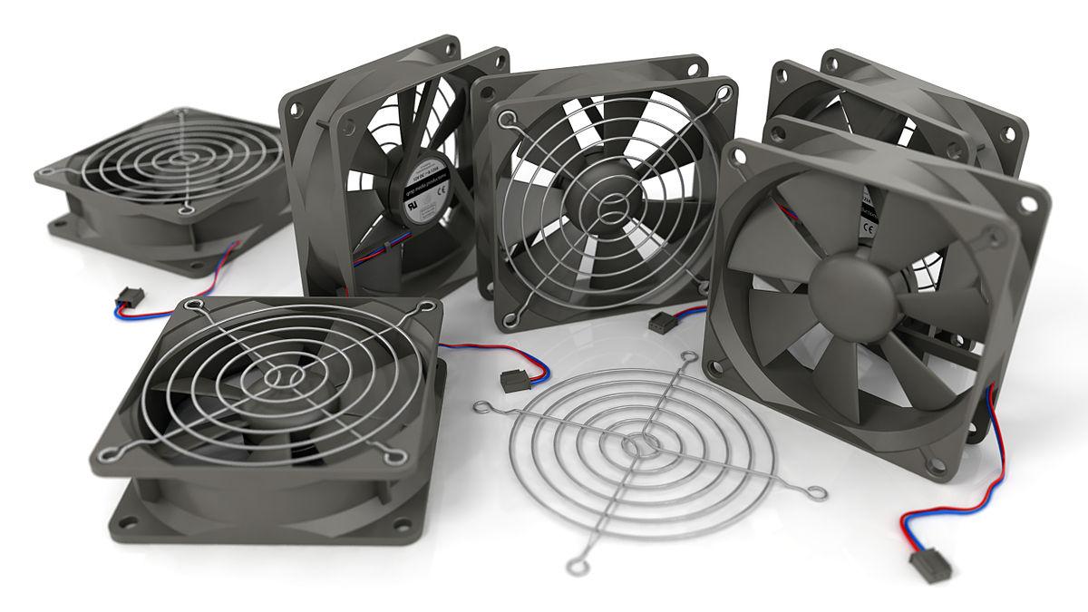 Computer Fan - Wikipedia - Standard Electric Fan Wiring Diagram