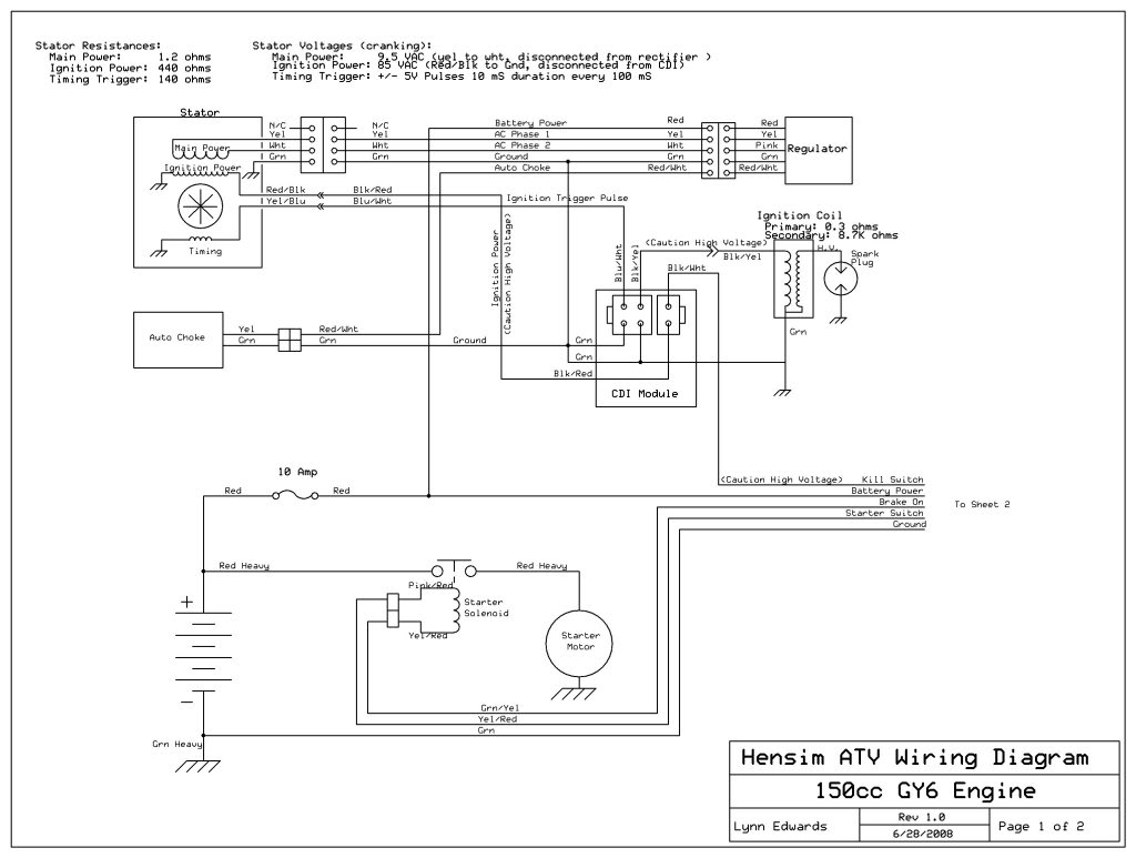Cdi Wiring Diagram Gy6 from annawiringdiagram.com