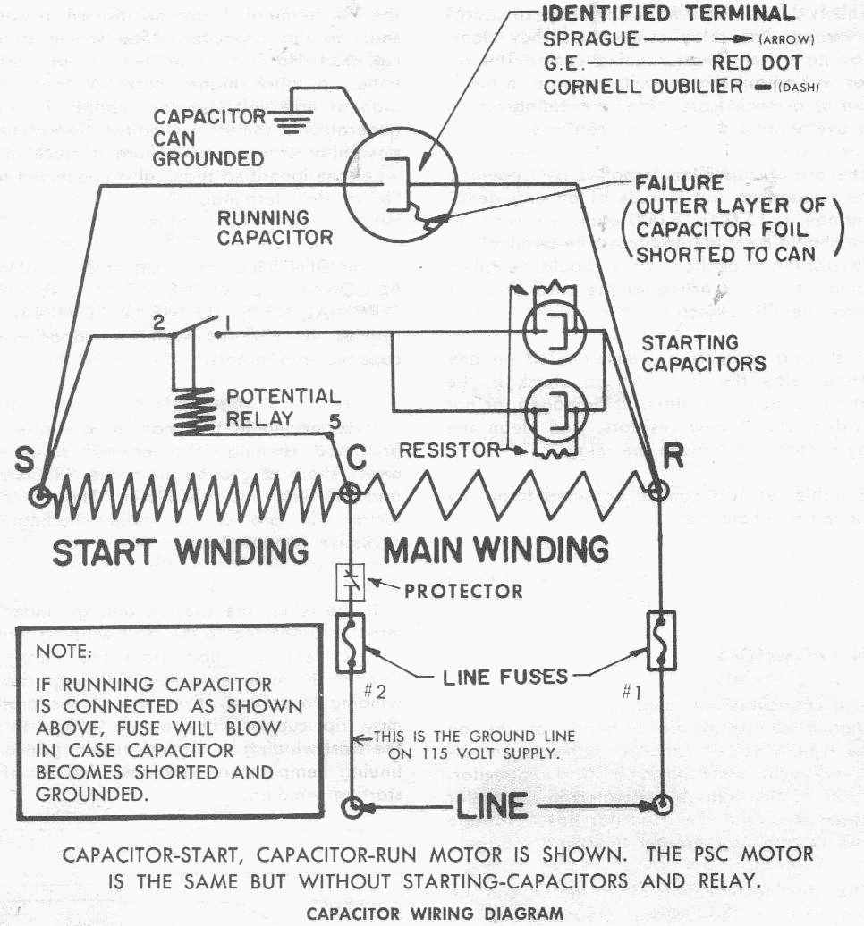 Copeland Potential Relay 040 0166 19 Wiring | Wiring Diagram - Potential Relay Wiring Diagram