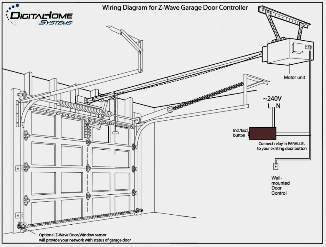 Craftsman Garage Opener Wiring Diagram | Wiring Diagram - Craftsman Garage Door Opener Wiring Diagram