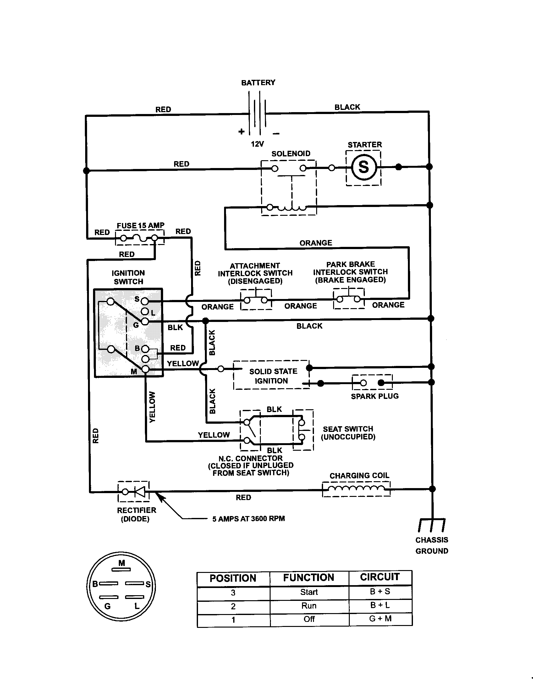 Craftsman Riding Mower Electrical Diagram | Pictures Of Craftsman - Kohler Engine Wiring Diagram